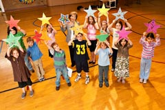 Make Dream Stars to celebrate your school theme